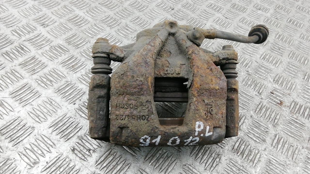 Суппорт тормозной передний левый, OPEL, CORSA D, 2009