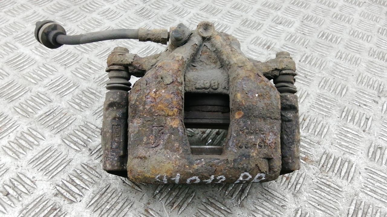 Суппорт тормозной передний правый, OPEL, CORSA D, 2009