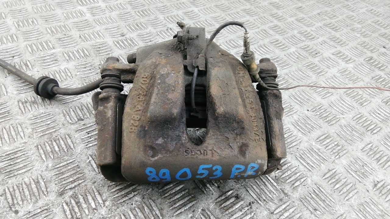 Суппорт тормозной передний правый, CITROEN, C8, 2005