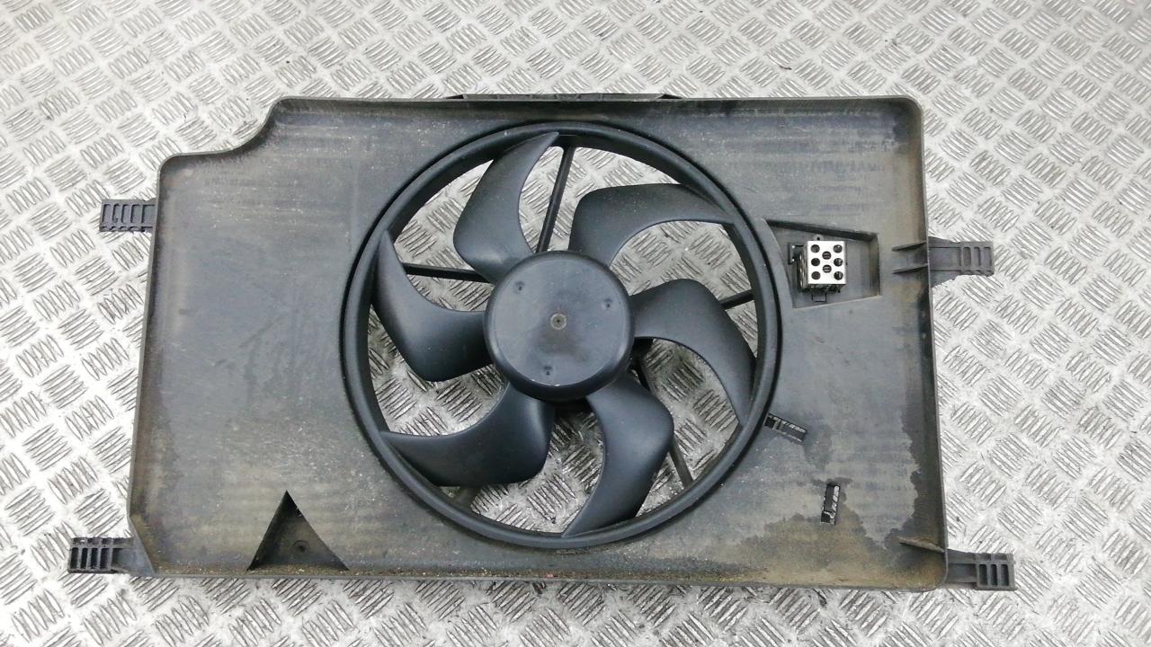 Вентилятор радиатора, RENAULT, LAGUNA 2, 2007