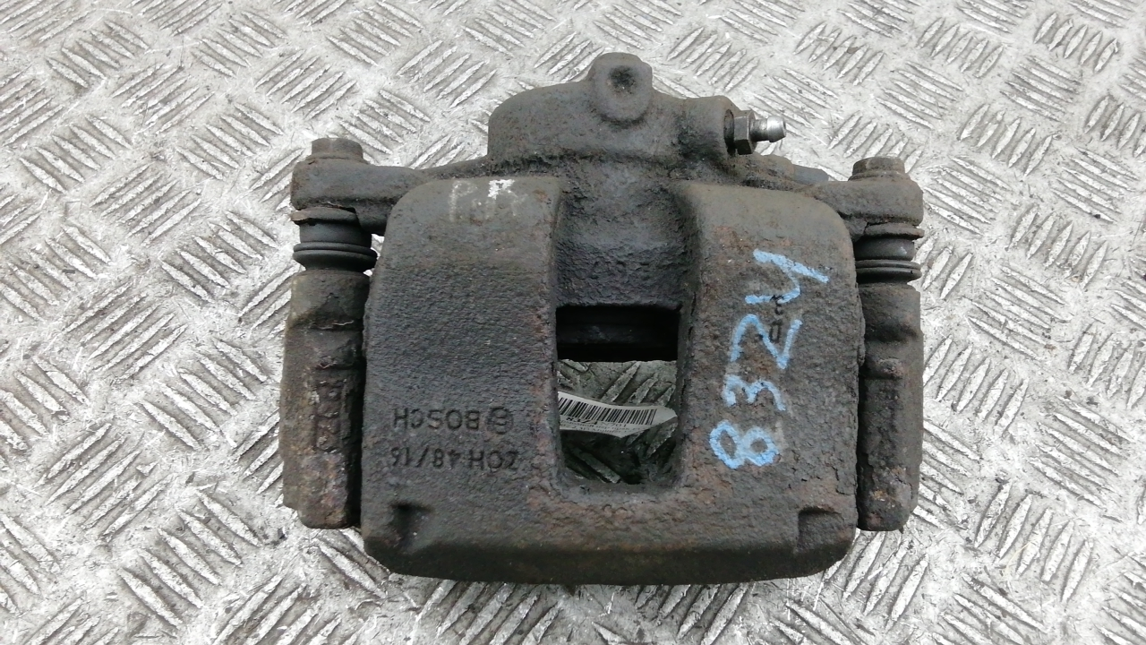 Суппорт тормозной передний правый, FIAT, DUCATO 3, 2007