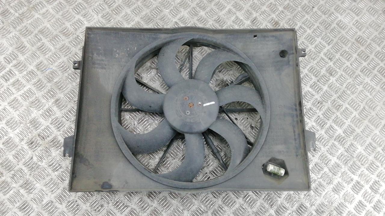 Вентилятор радиатора, KIA, SPORTAGE 2, 2007