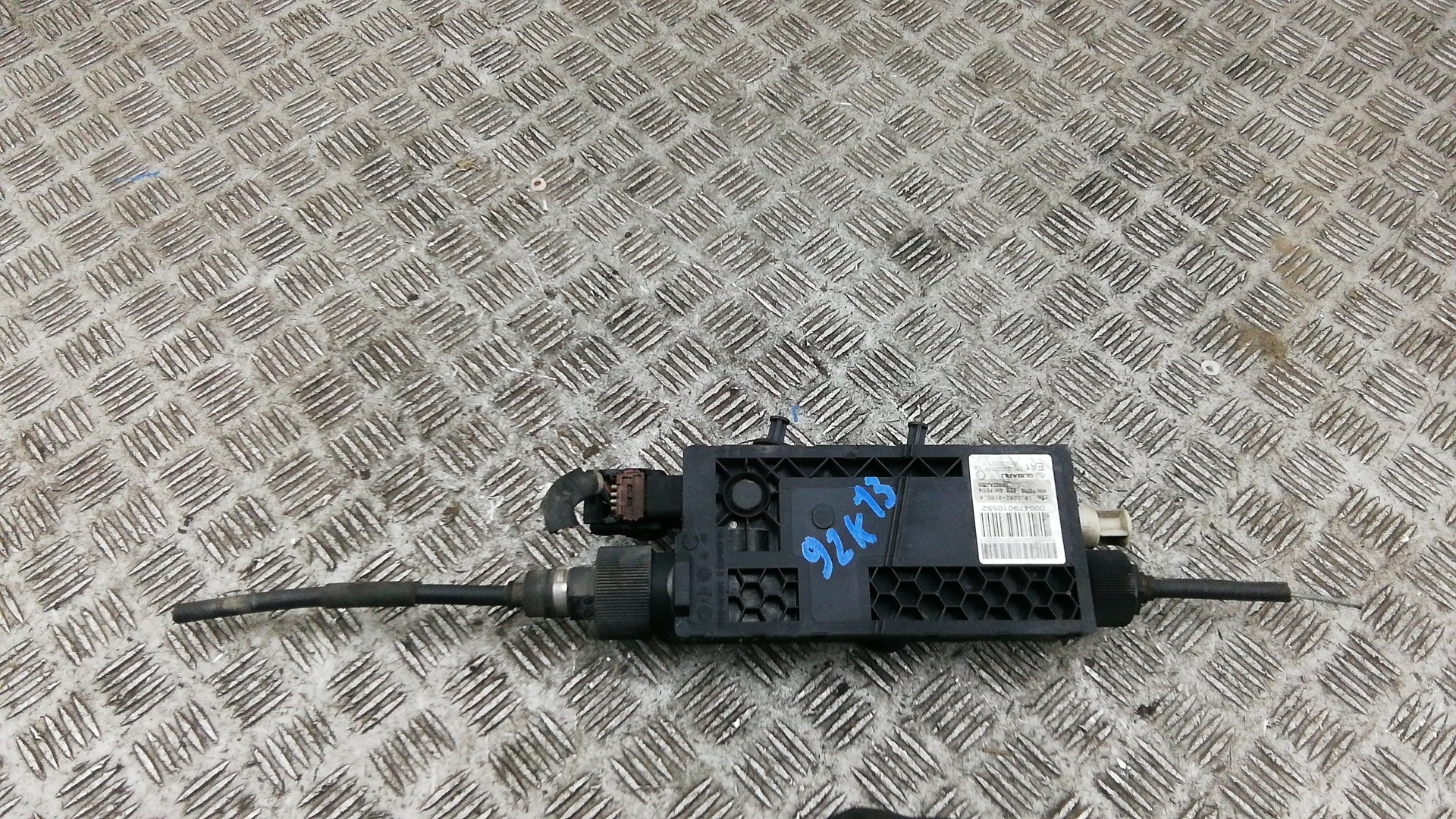 Стояночный тормоз электронный, SUBARU, LEGACY 5, 2012