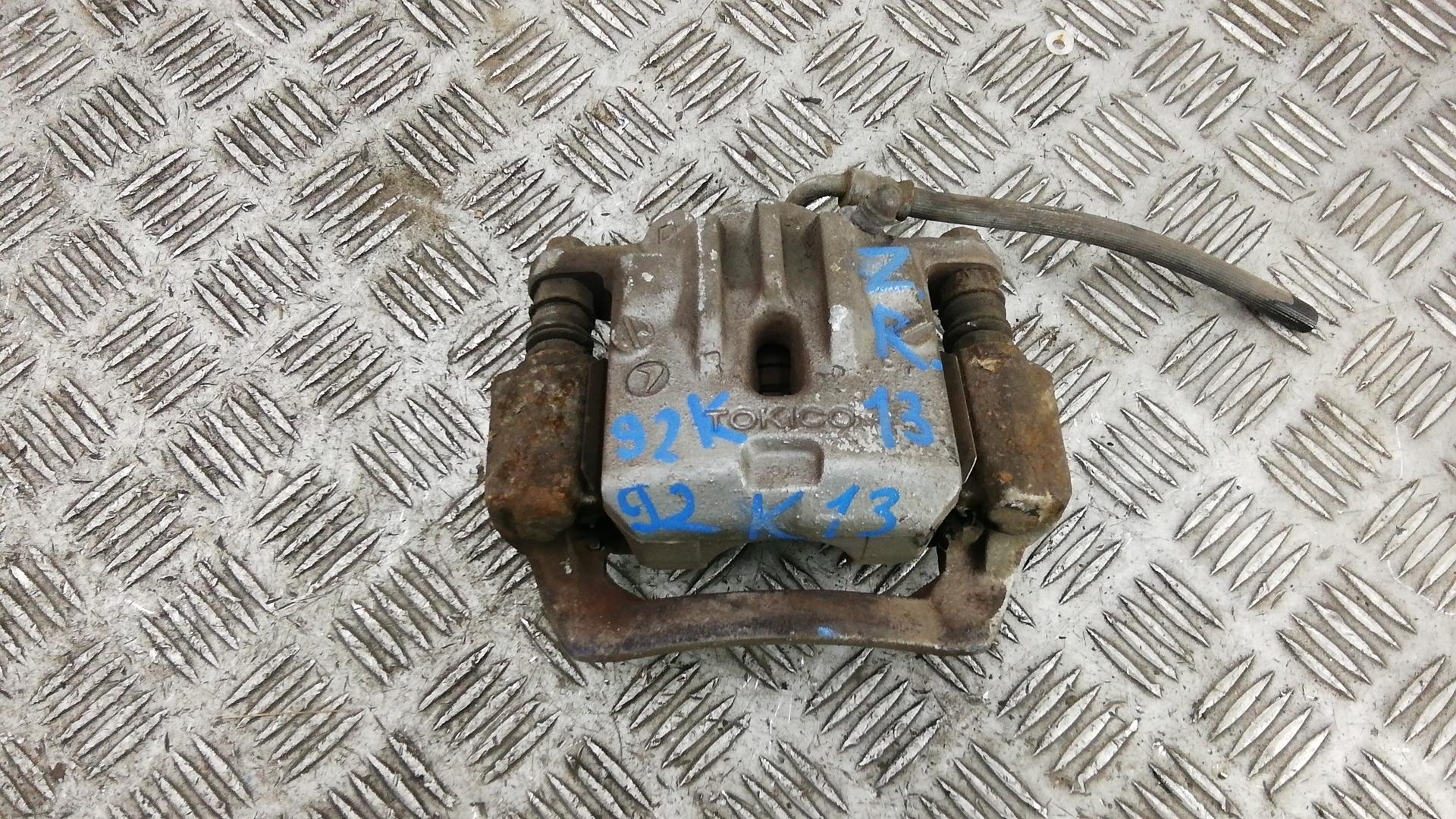 Суппорт тормозной задний правый, SUBARU, LEGACY 5, 2012