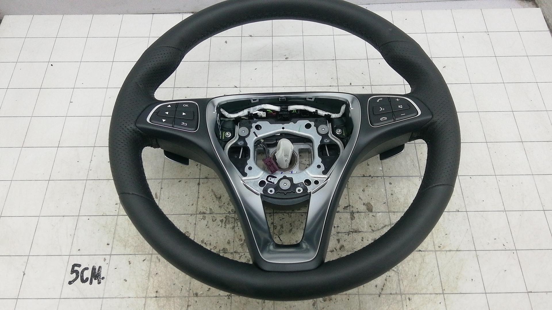 Рулевое колесо, MERCEDES BENZ, GLS-CLASS X166, 2016