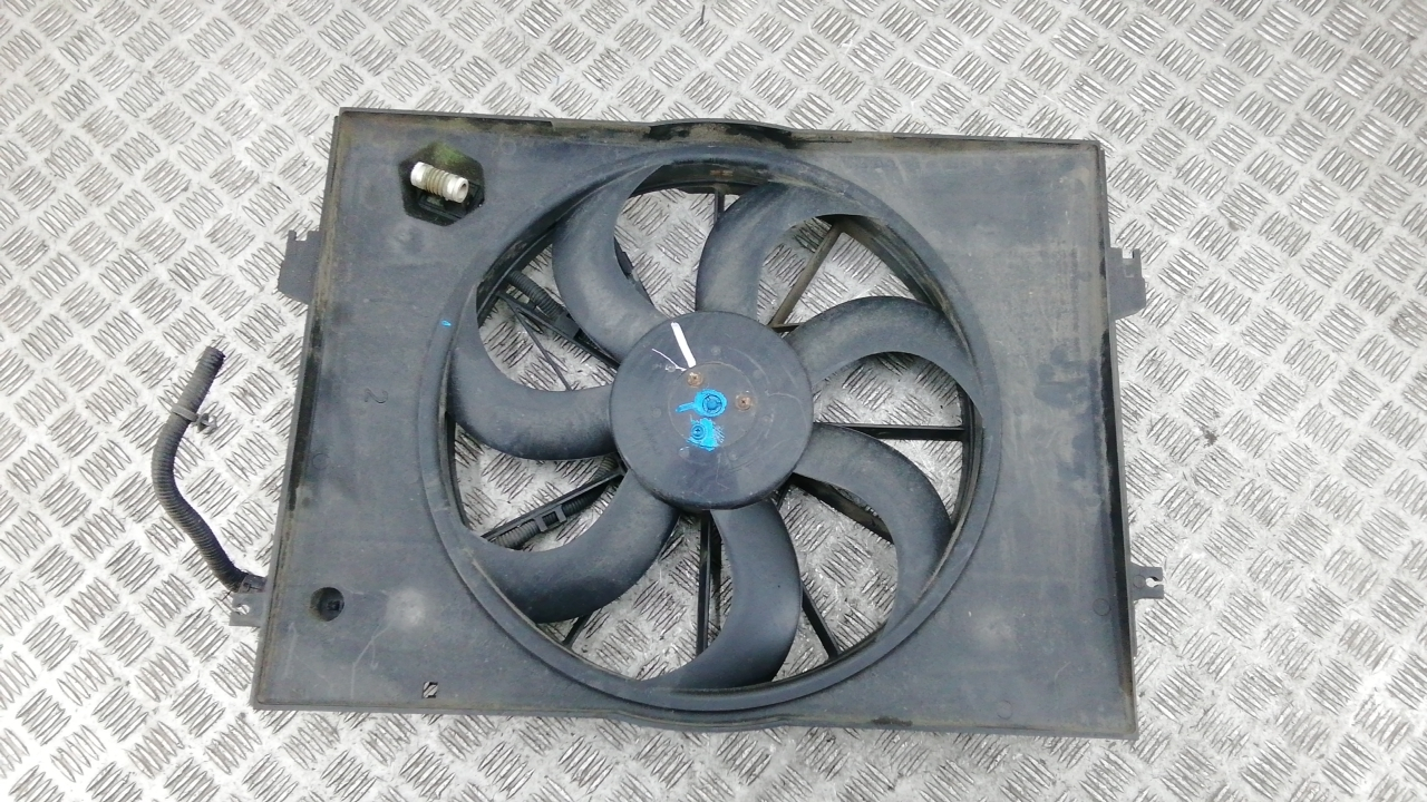 Вентилятор радиатора, HYUNDAI, TUCSON JM, 2006