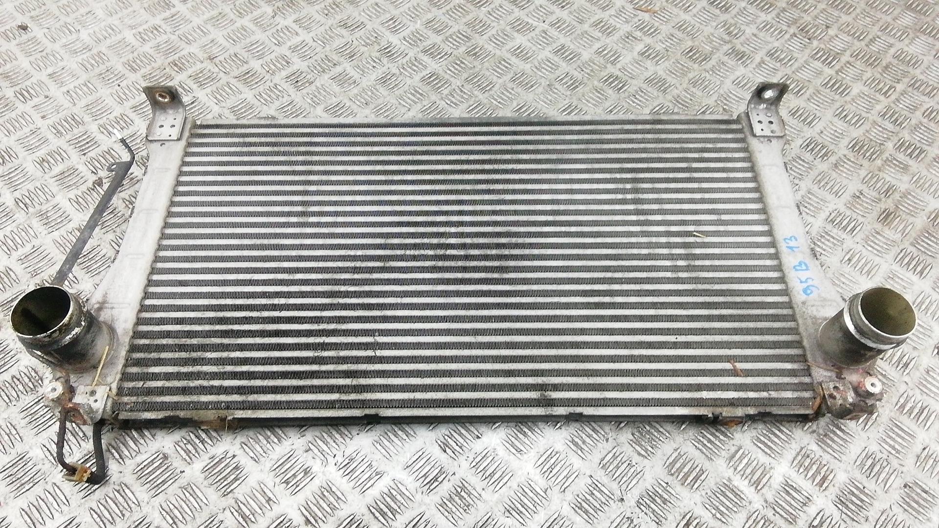 Радиатор интеркуллера, TOYOTA, AURIS E150, 2009