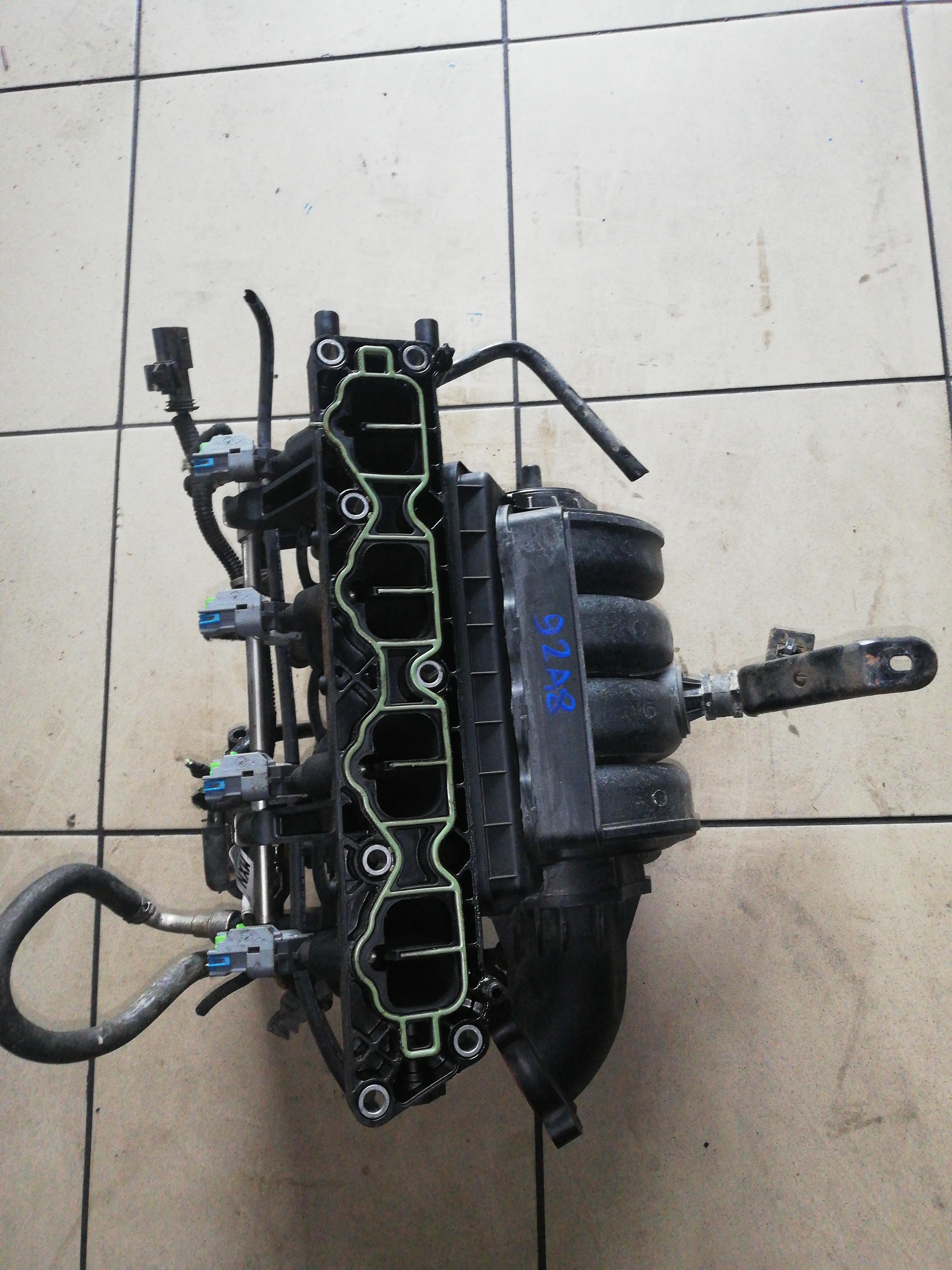 Впускной коллектор бензиновый, CHEVROLET, CRUZE J300, 2011