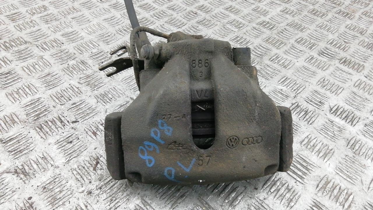 Суппорт тормозной передний левый, AUDI, A6 C6, 2007