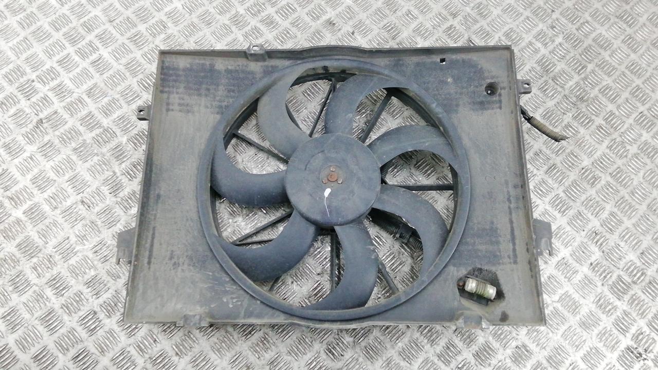 Вентилятор радиатора, KIA, SPORTAGE 2, 2005