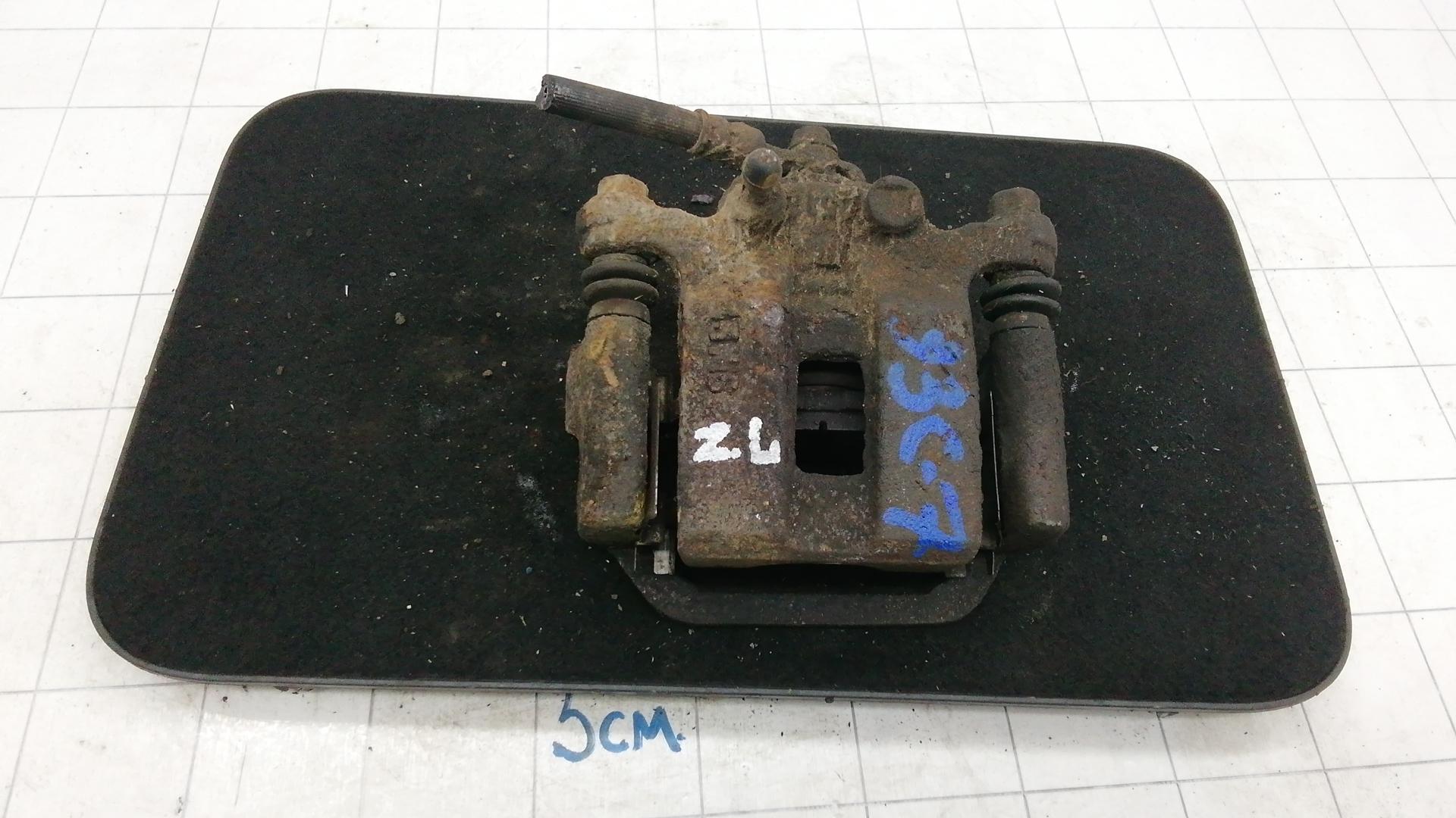 Суппорт тормозной задний левый, NISSAN, X-TRAIL T30, 2004