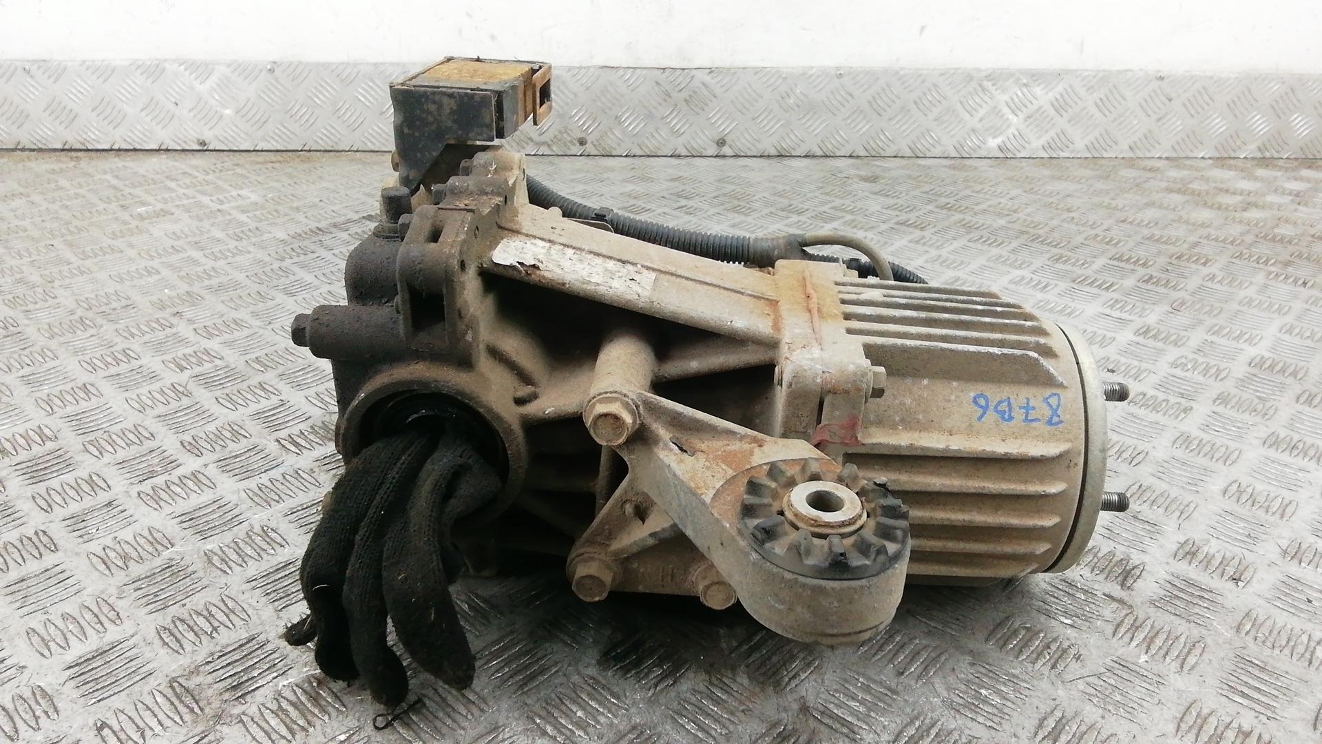 Редуктор - Jeep Patriot (2007-2015)