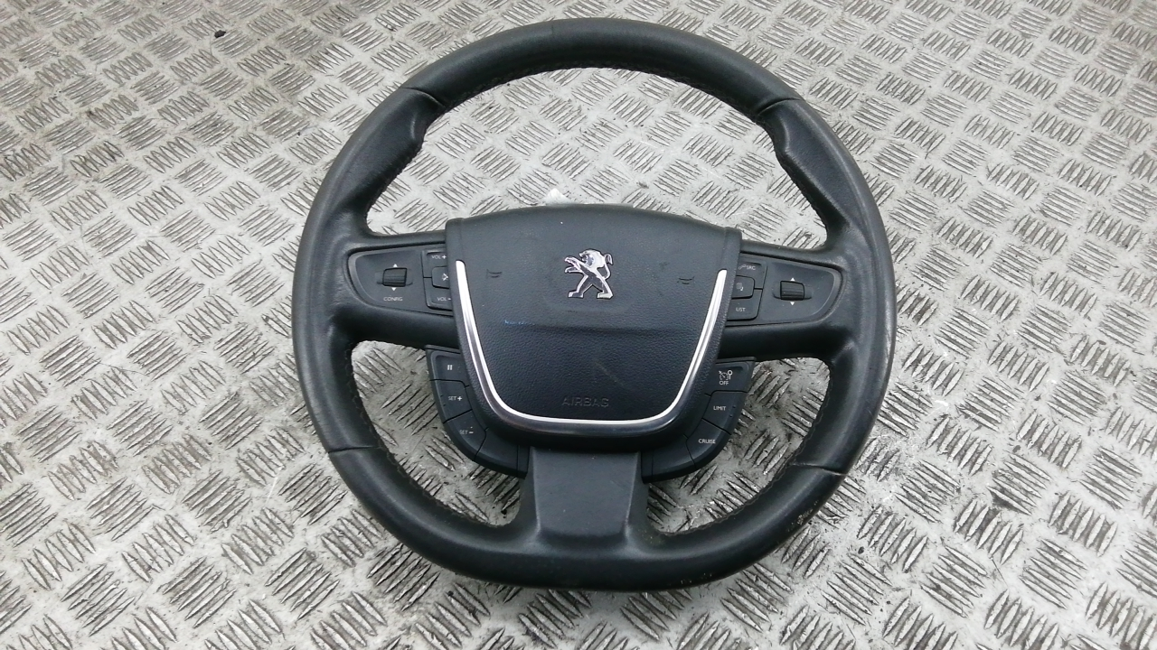 Рулевое колесо, PEUGEOT, 508 1, 2011