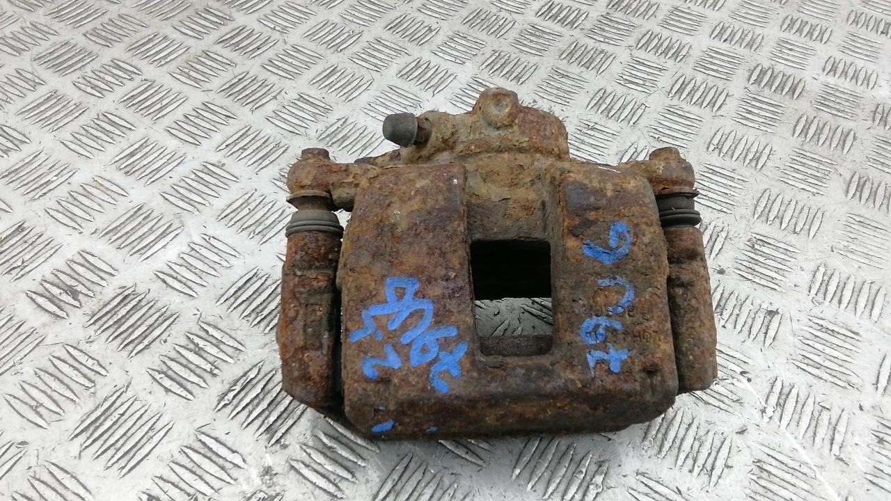 Суппорт тормозной задний левый, FIAT, DUCATO 3, 2007