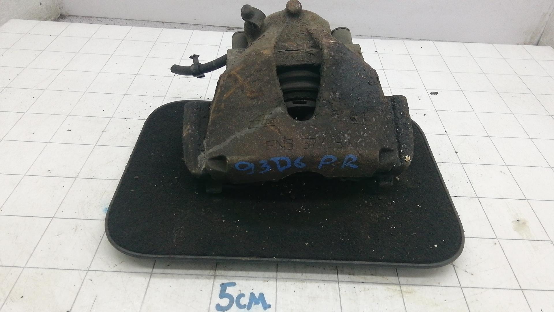 Суппорт тормозной передний правый, OPEL, ASTRA H, 2007
