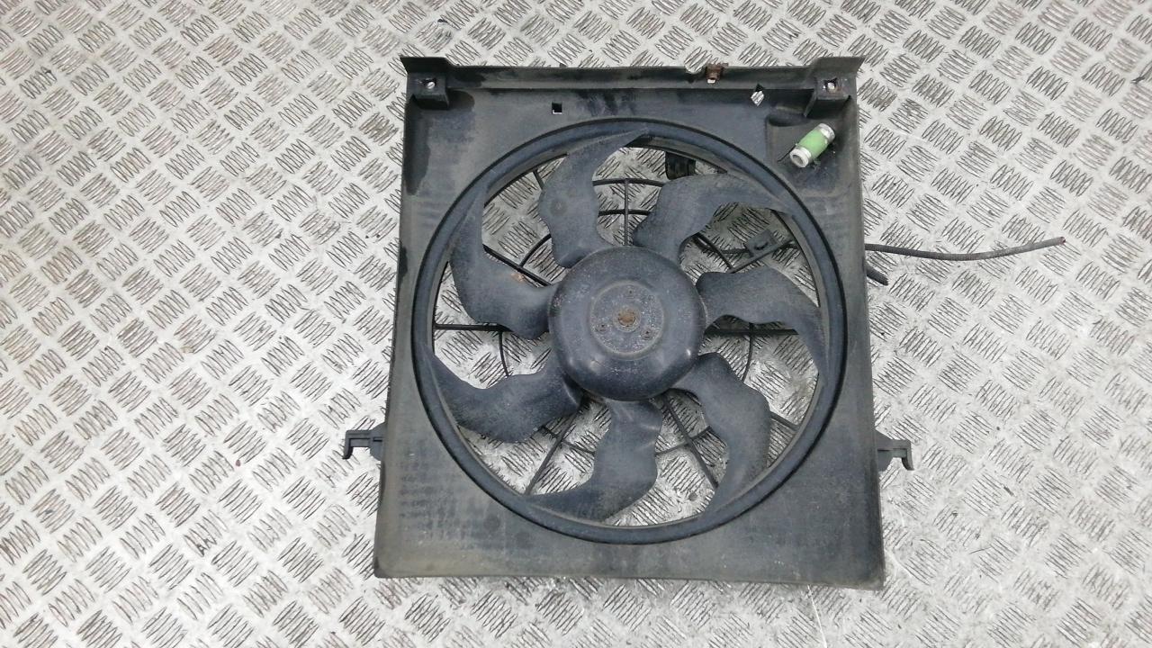 Вентилятор радиатора, KIA, CEE'D 1, 2007