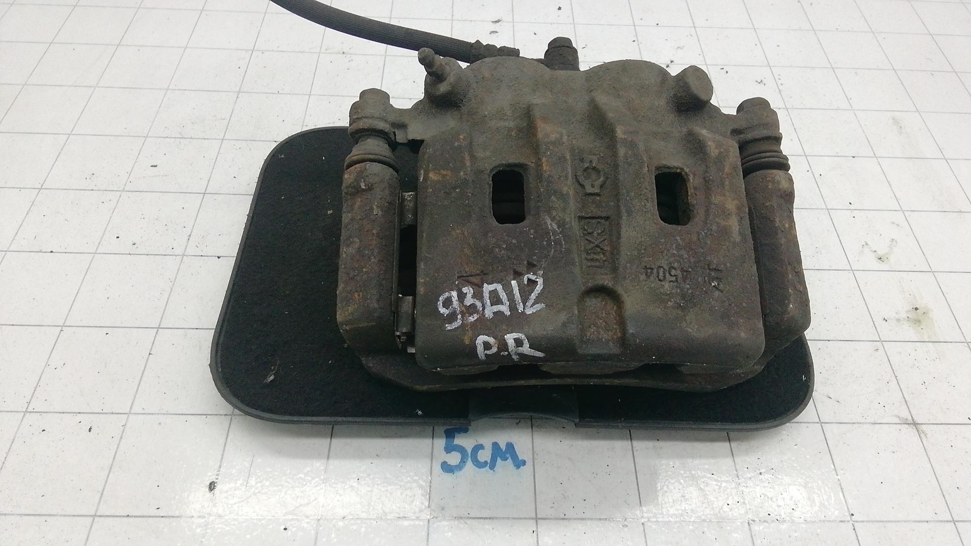Суппорт тормозной передний правый, NISSAN, X-TRAIL T30, 2004