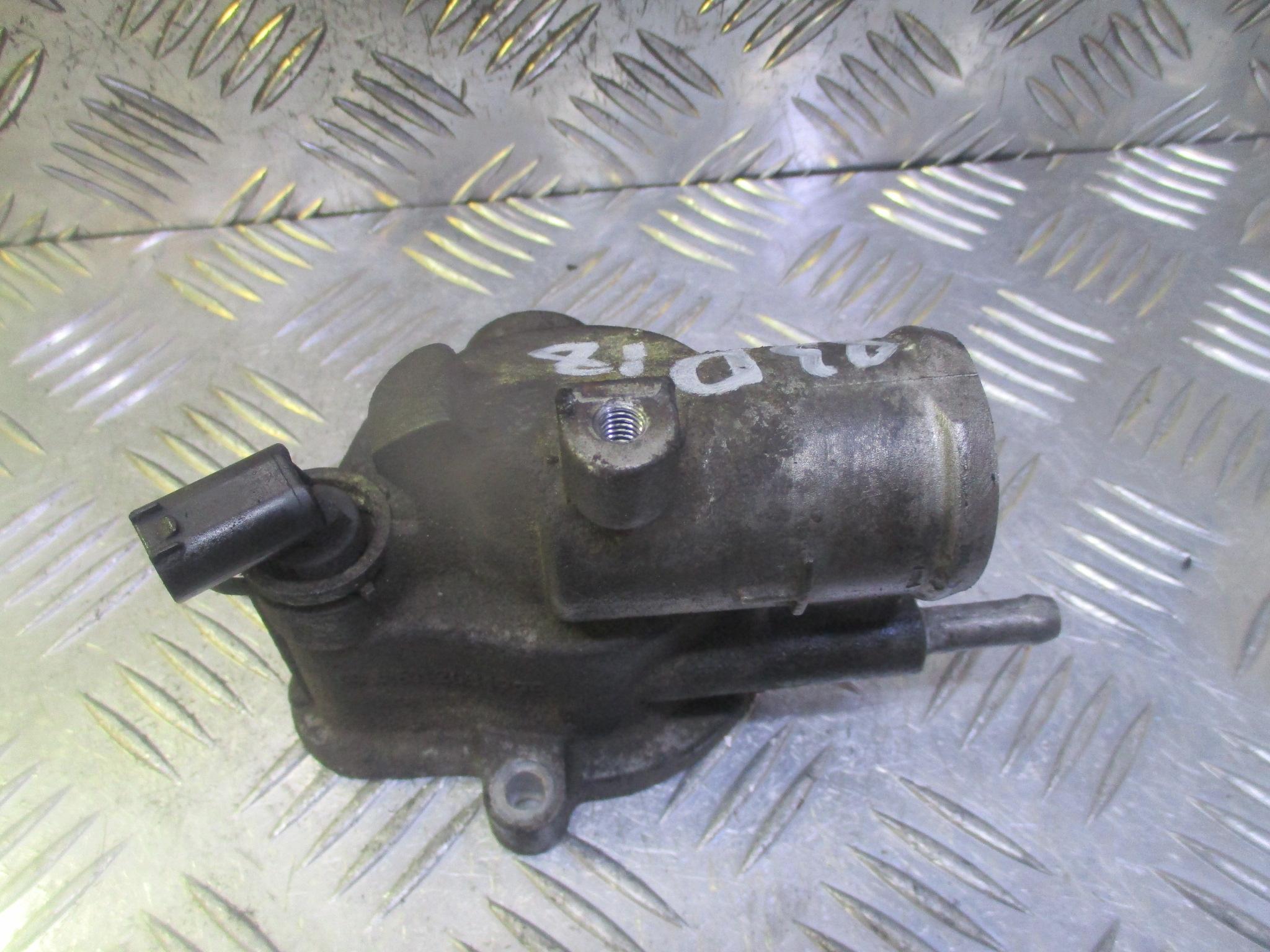 Корпус термостата дизельный, MERCEDES BENZ, VITO W639, 2005