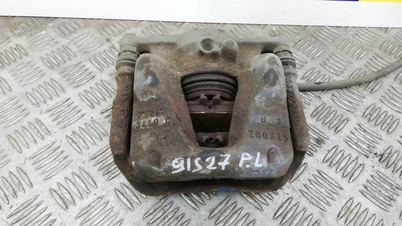 Суппорт тормозной передний левый, MERCEDES BENZ, A-CLASS W176, 2015