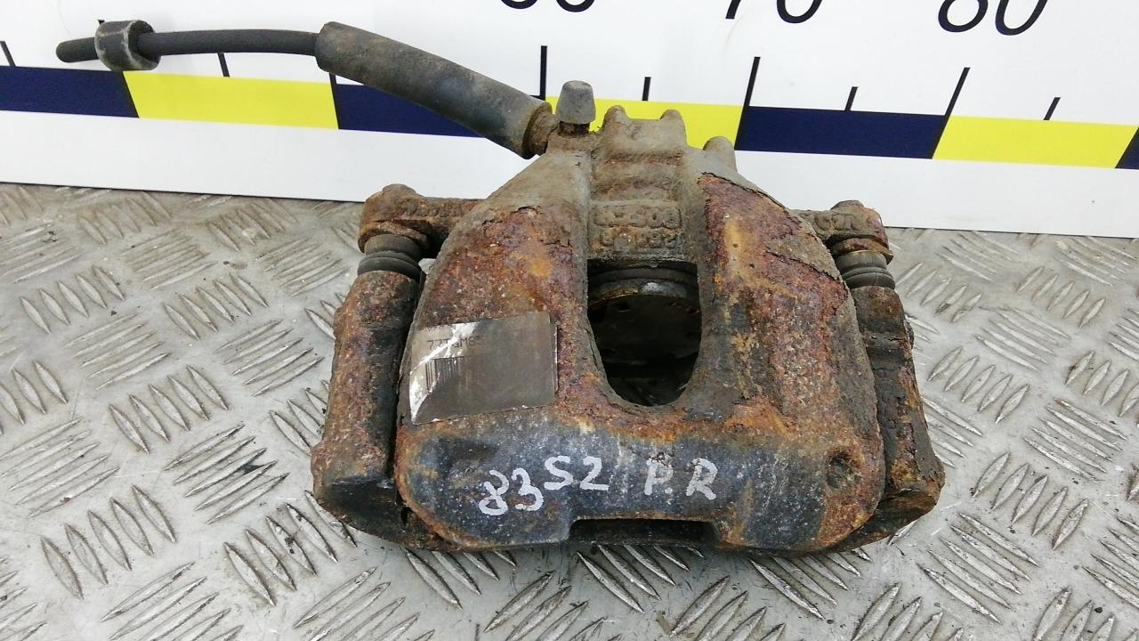 Суппорт тормозной передний правый, PEUGEOT, 308 1, 2009