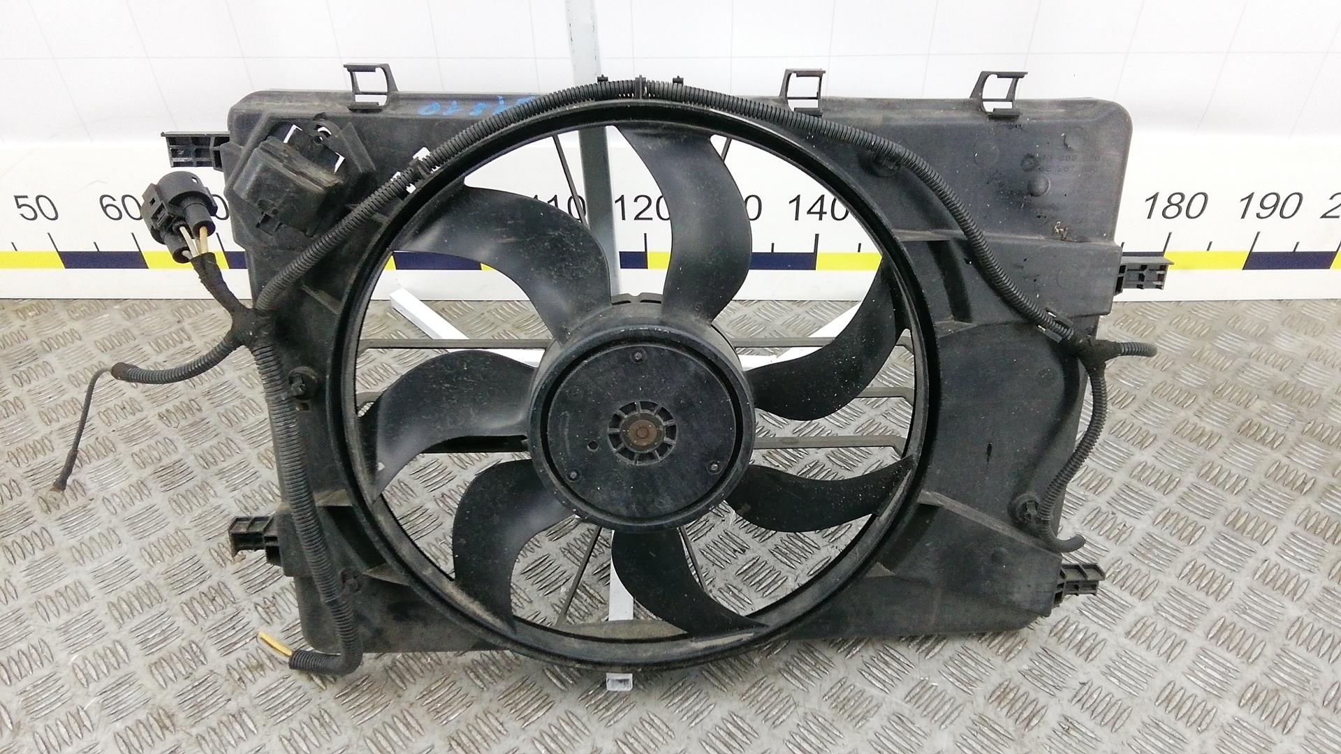 Вентилятор радиатора, OPEL, ASTRA J, 2010