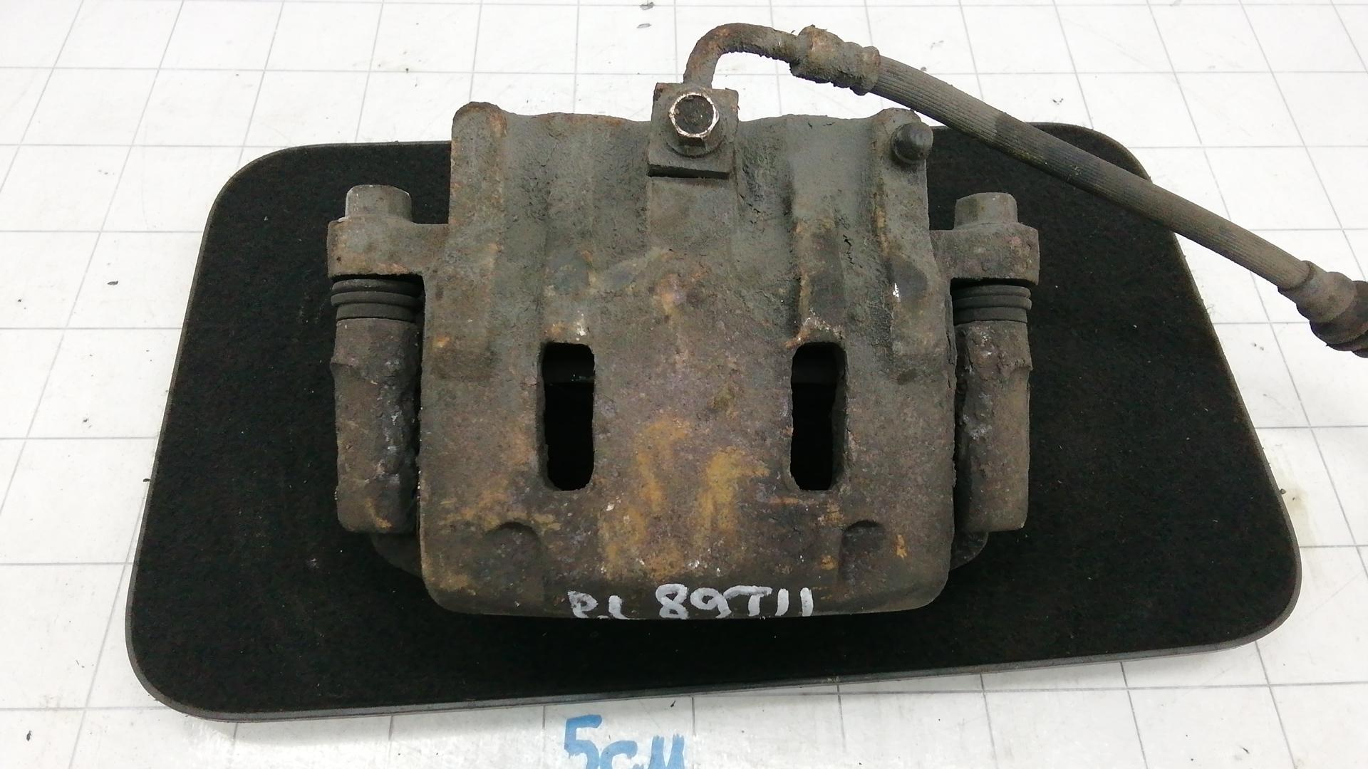 Суппорт тормозной передний левый, KIA, CARNIVAL 1, 2004