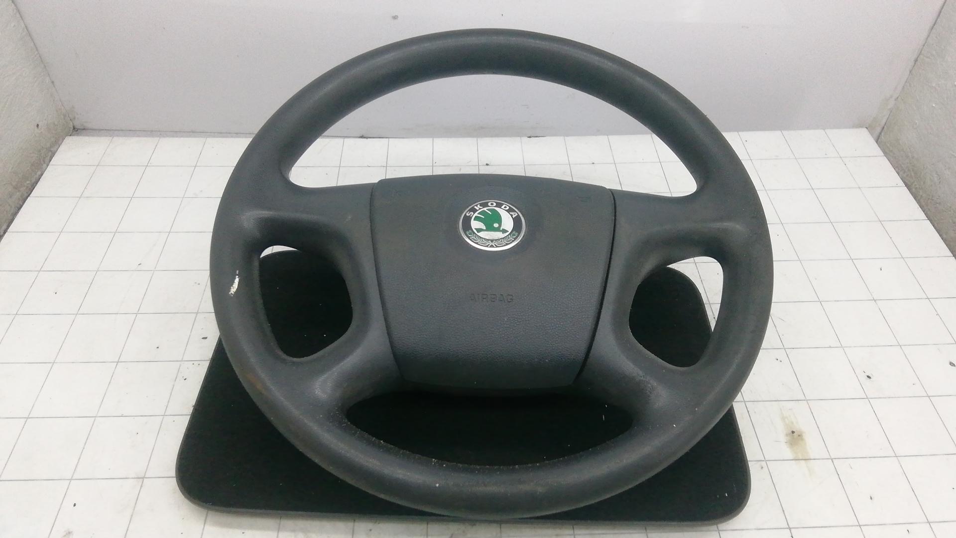 Рулевое колесо, SKODA, OCTAVIA A5, 2004