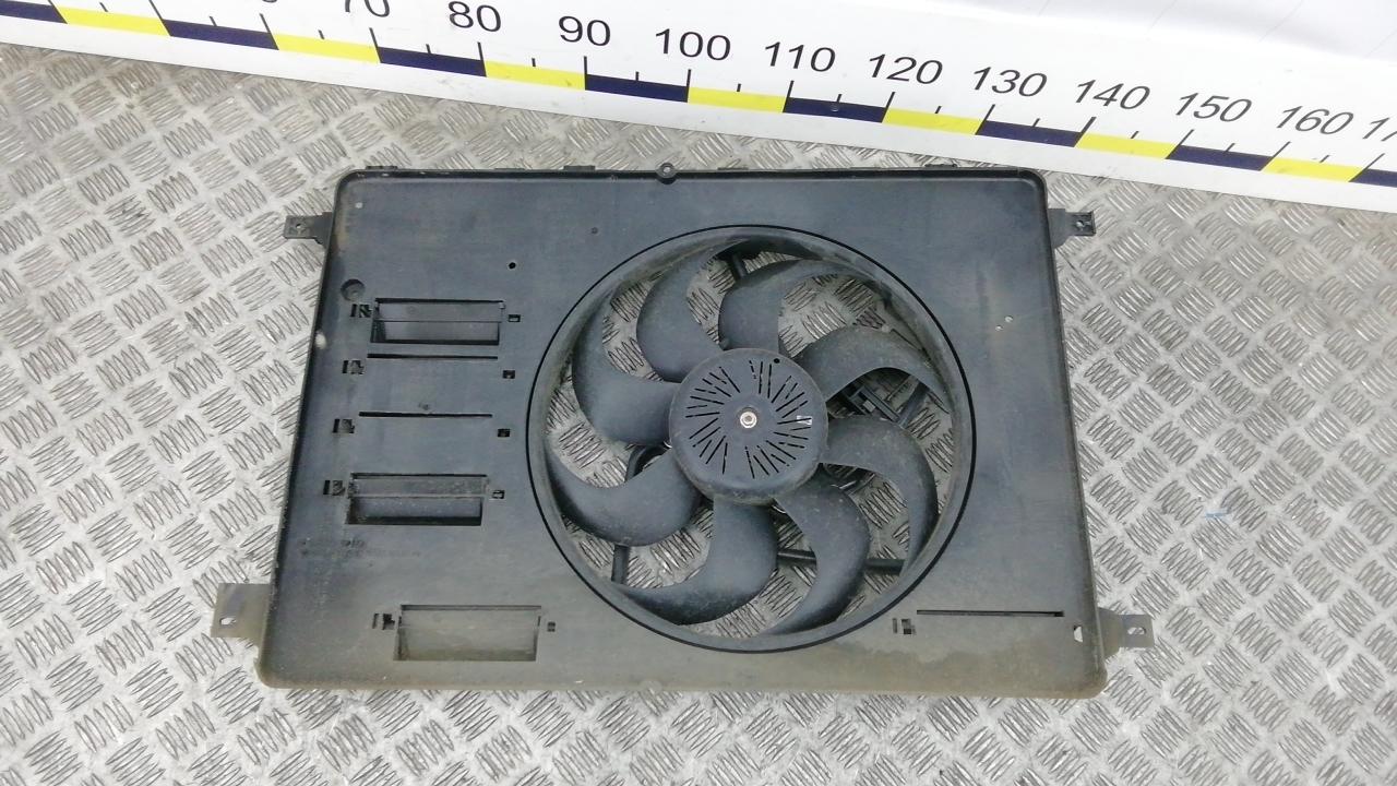 Вентилятор радиатора, VOLVO, V60 1, 2012