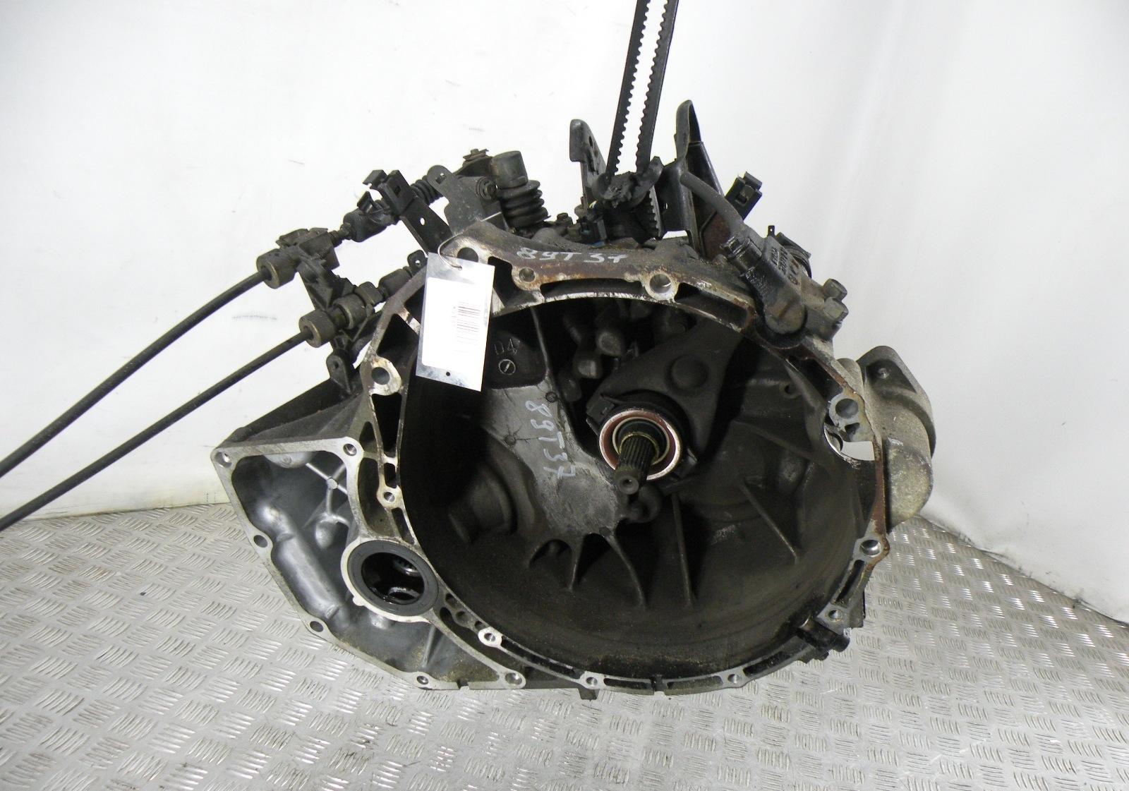 КПП 6ст., NISSAN, X-TRAIL T30, 2003