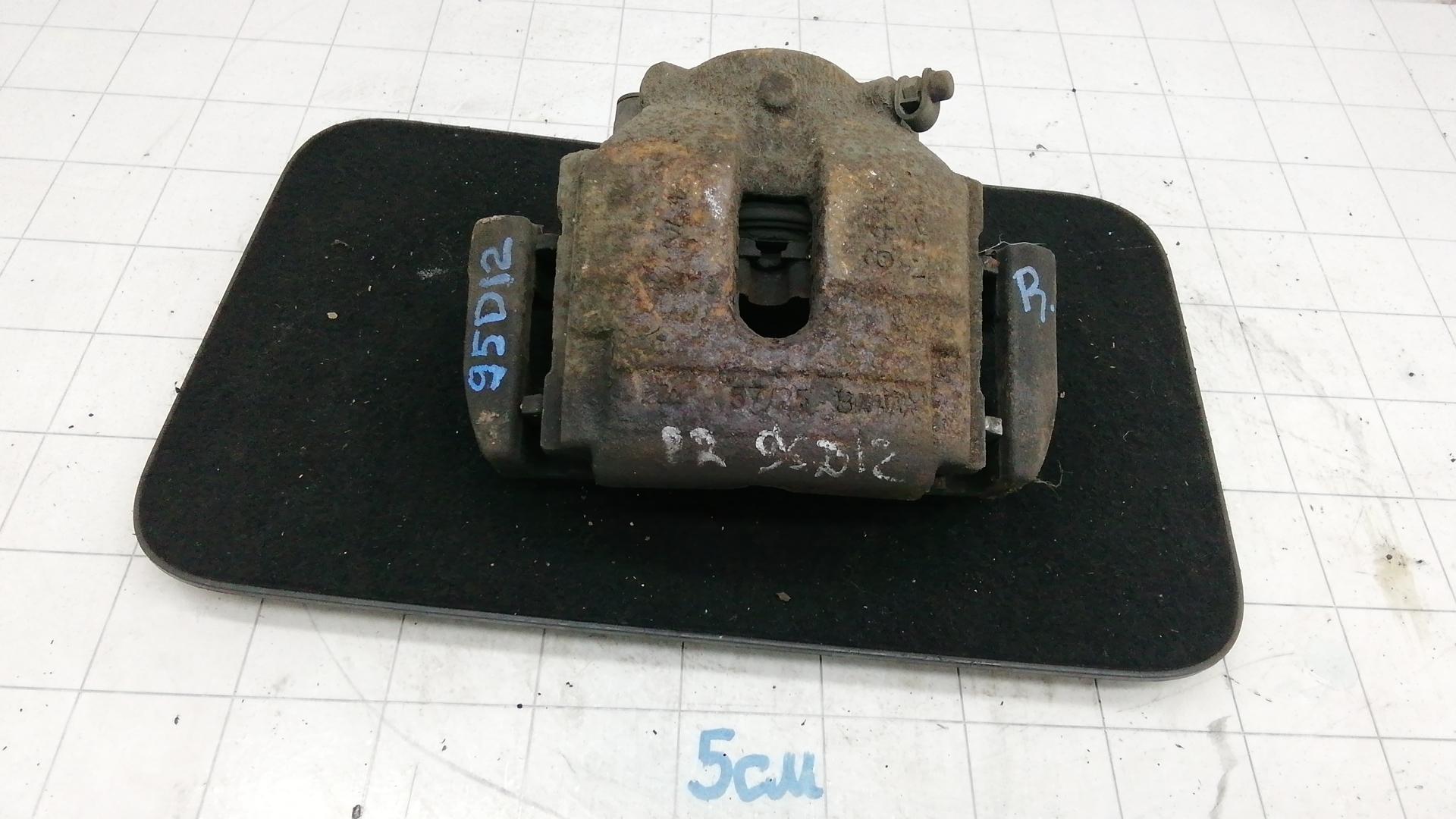 Суппорт тормозной передний правый, BMW, X3 E83, 2009