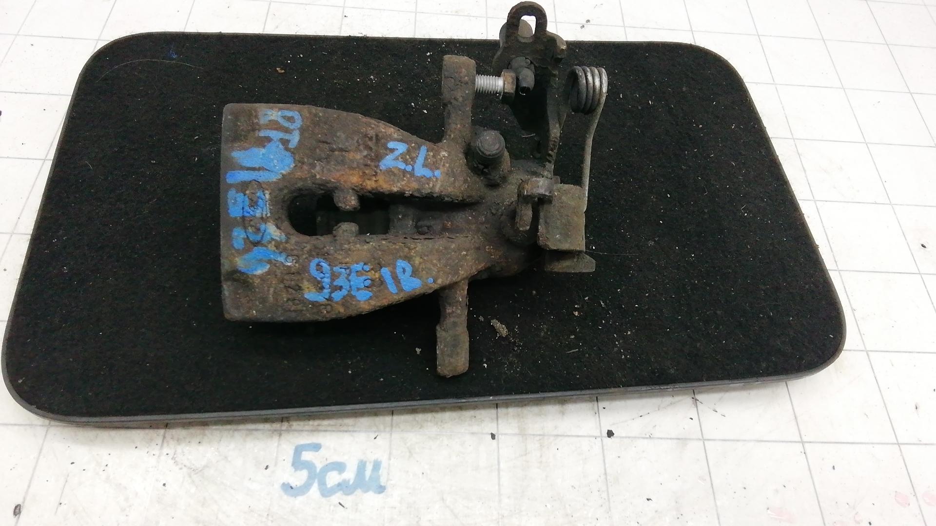 Суппорт тормозной задний левый, FORD, GALAXY 3, 2006