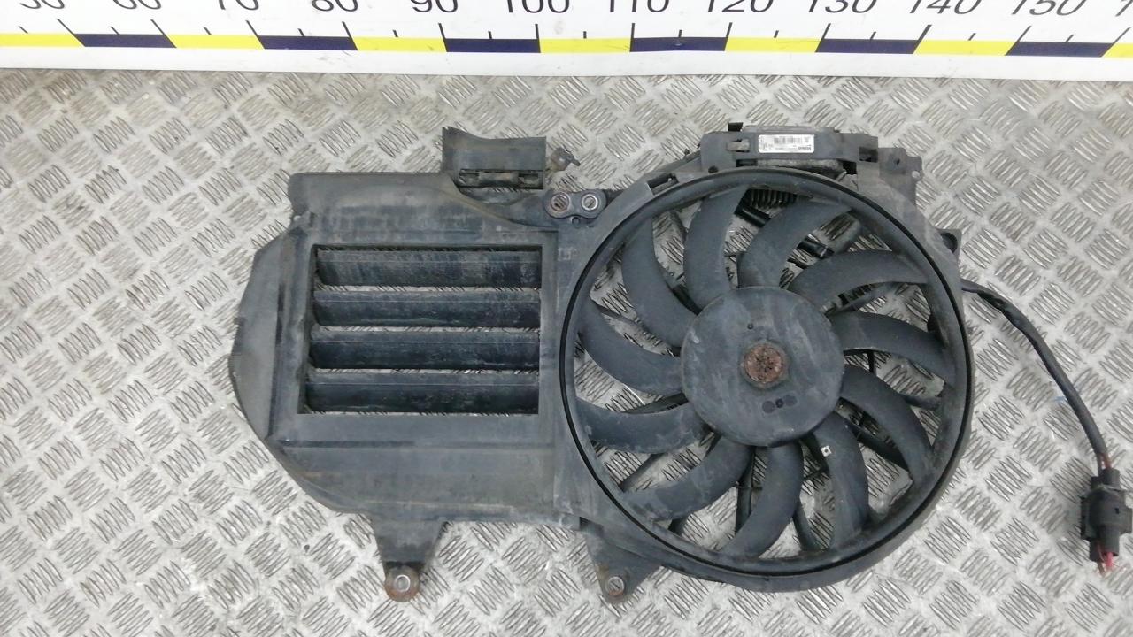 Вентилятор радиатора, AUDI, A4 B7, 2006