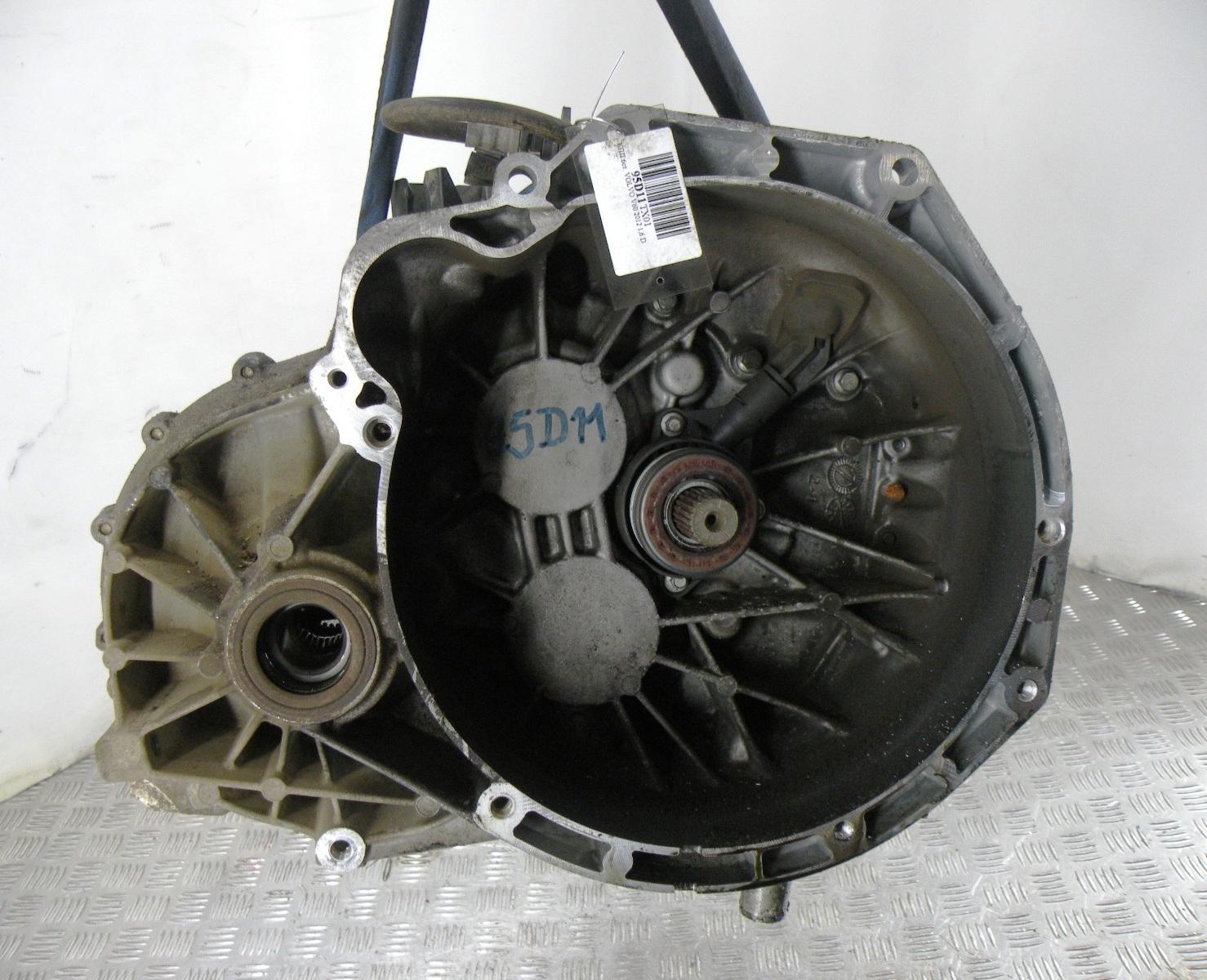 КПП 6ст., VOLVO, V60 1, 2012