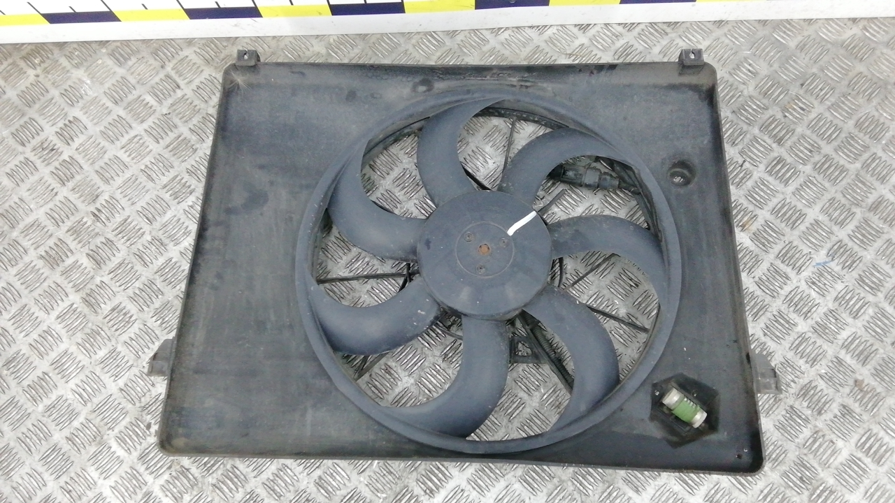 Вентилятор радиатора, KIA, CARENS 3, 2007