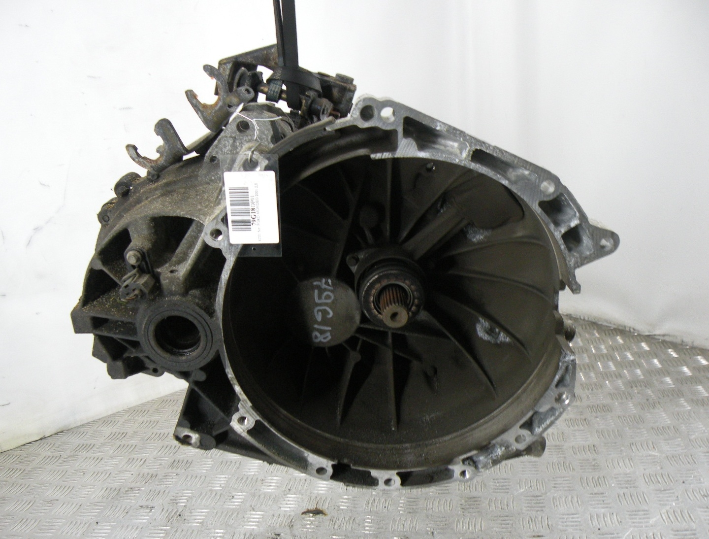 КПП 5ст., FORD, MONDEO 3, 2001