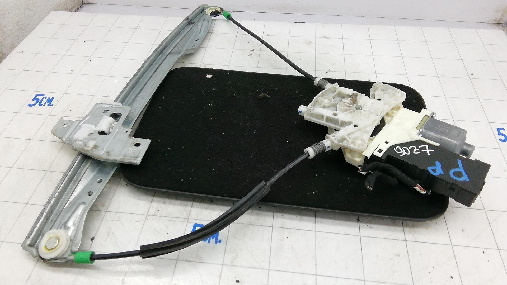 Стеклоподъемник передний правый, PEUGEOT, 407, 2007