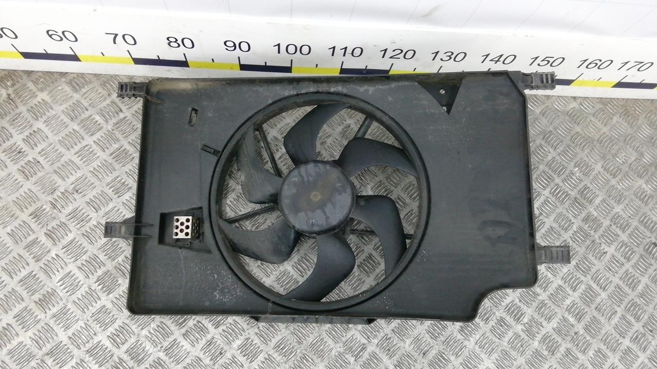 Вентилятор радиатора, RENAULT, LAGUNA 2, 2005