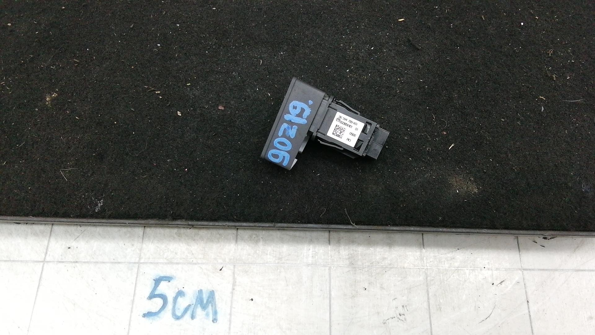 Кнопка аварийки, CITROEN, C5 2, 2010