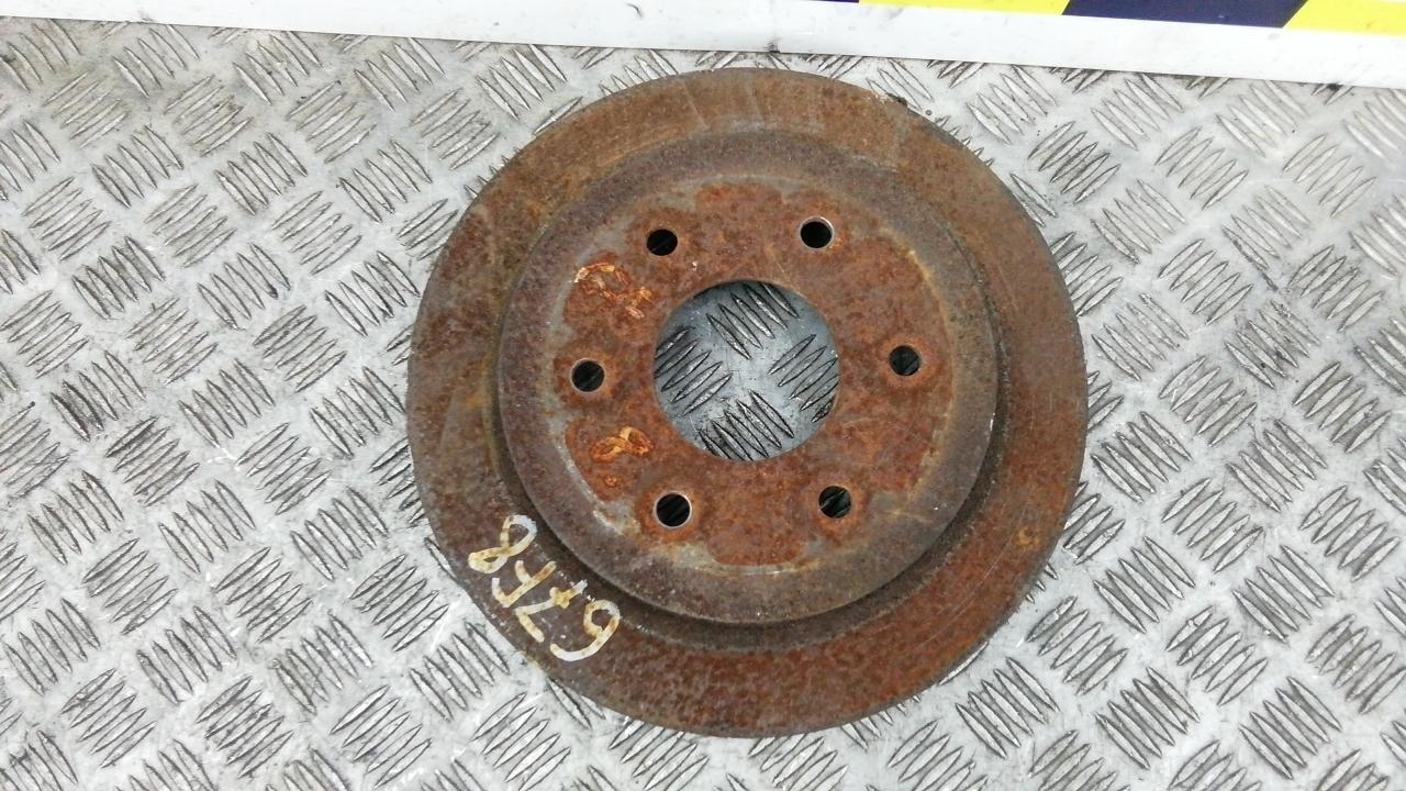 Диск тормозной задний, INFINITI, QX56 JA60, 2006