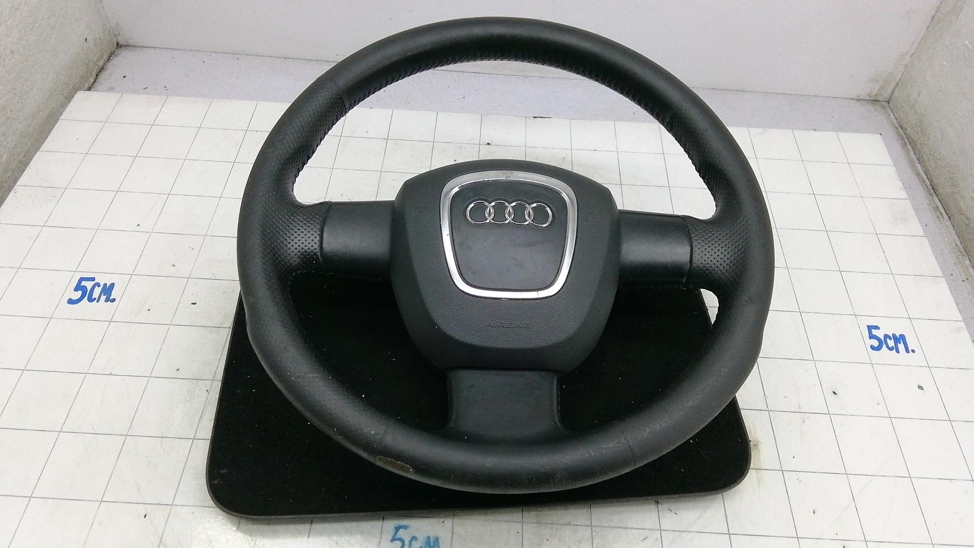 Рулевое колесо, AUDI, A4 B7, 2005
