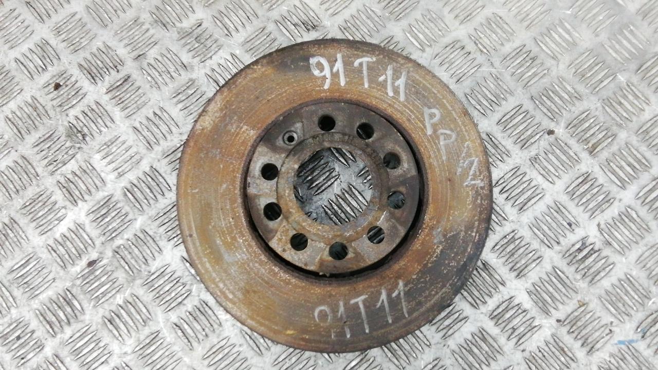 Диск тормозной передний, AUDI, A4 B7, 2005