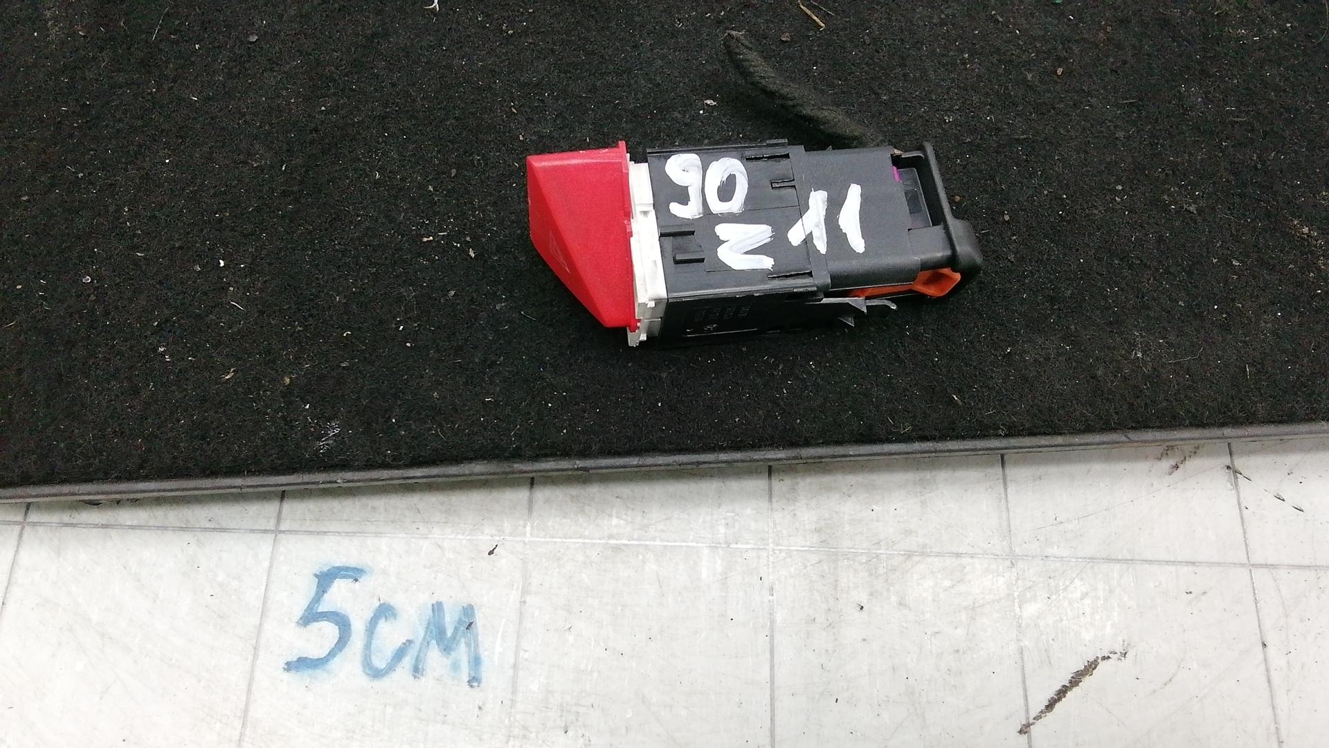 Кнопка аварийки, VOLKSWAGEN, TOURAN (1T1, 1T2), 2003