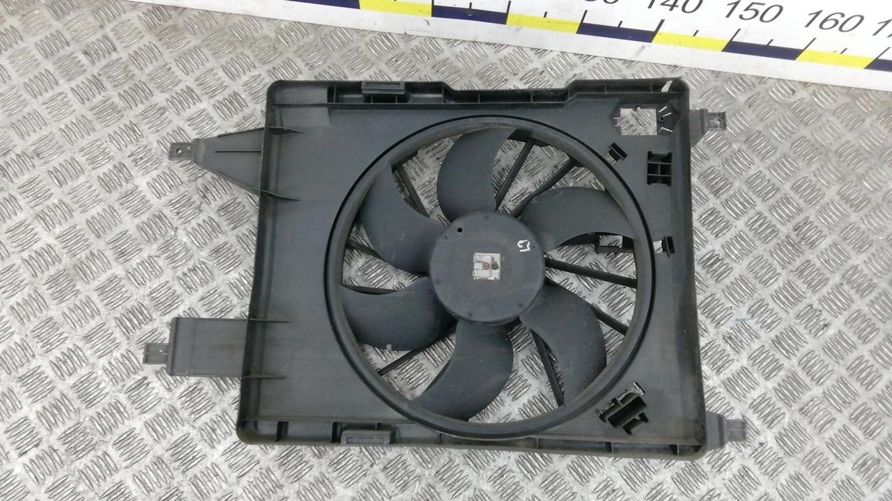 Вентилятор радиатора, RENAULT, MEGANE 2, 2005