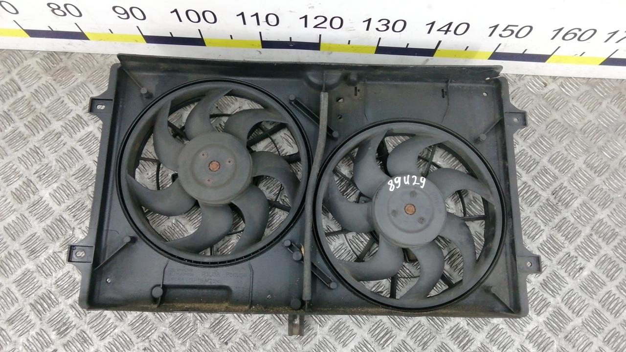 Вентилятор радиатора, FORD, GALAXY 2, 2002