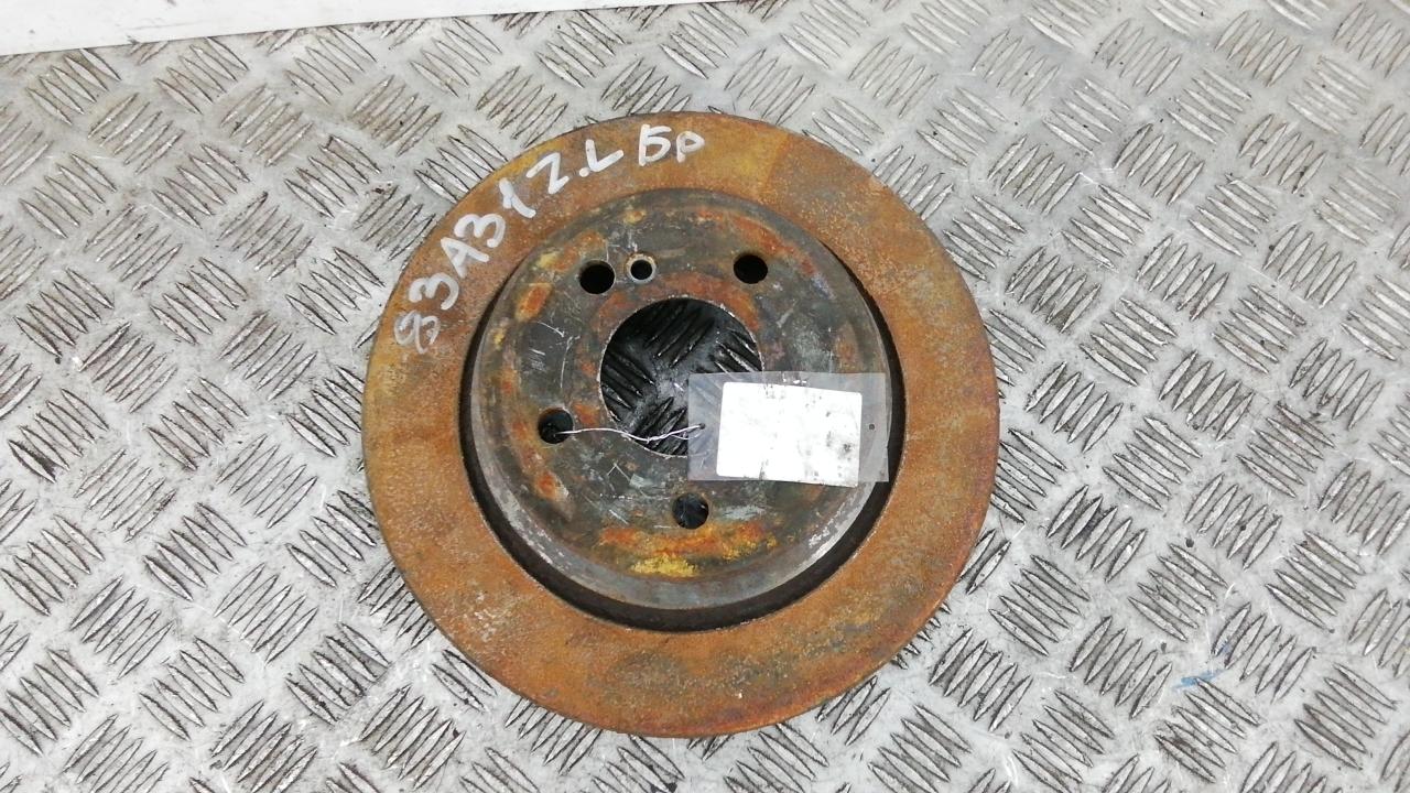 Диск тормозной задний, MERCEDES BENZ, E-CLASS W211, 2004
