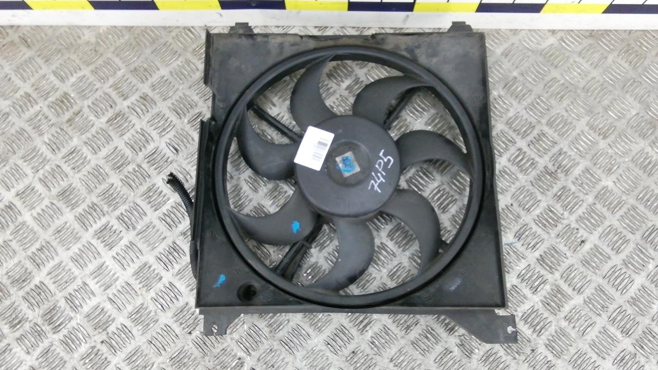 Вентилятор радиатора, KIA, MAGENTIS MS, 2005