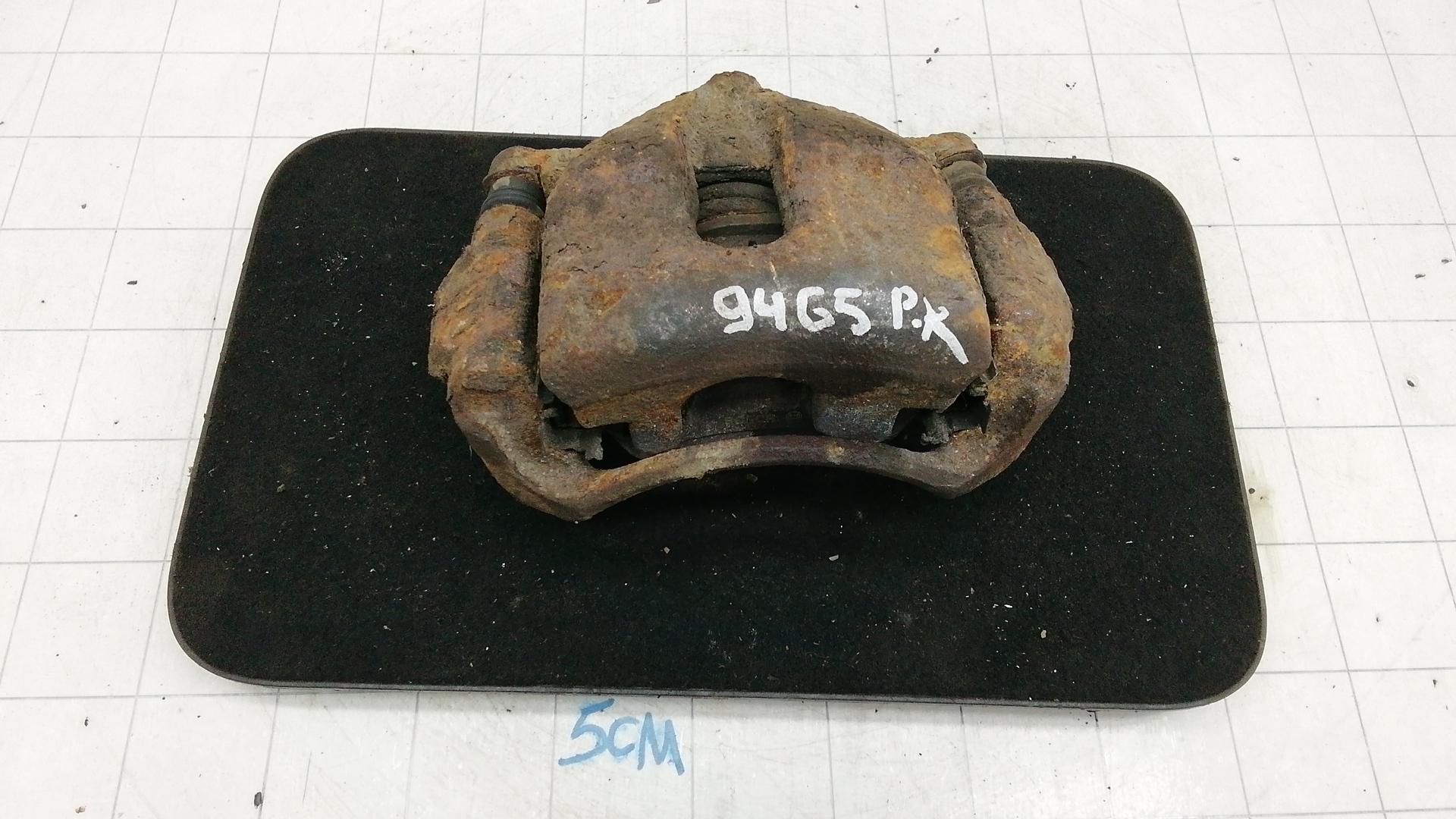 Суппорт тормозной передний правый, TOYOTA, AURIS E150, 2008