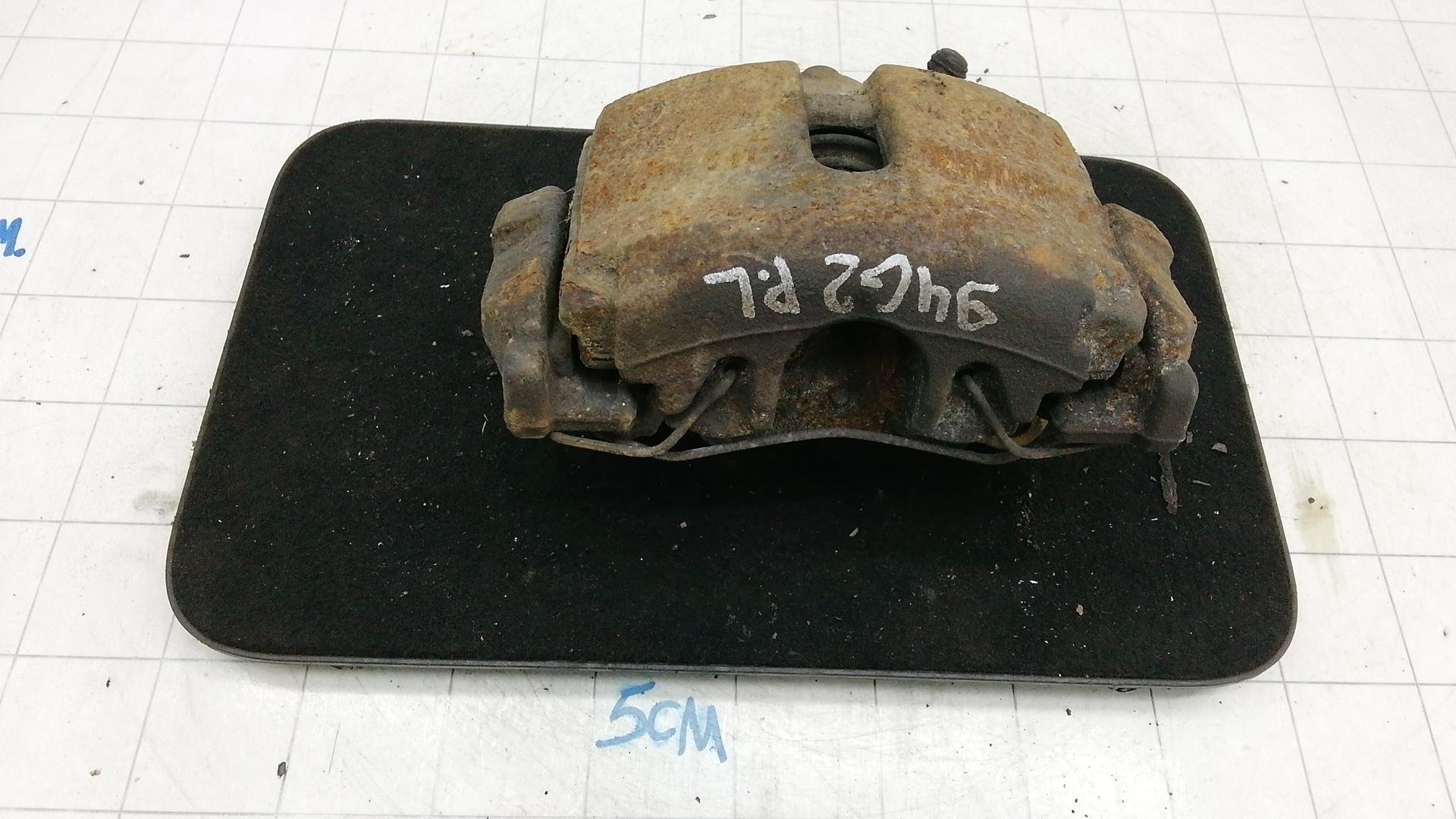 Суппорт тормозной передний левый, VOLKSWAGEN, TOURAN (1T3), 2014