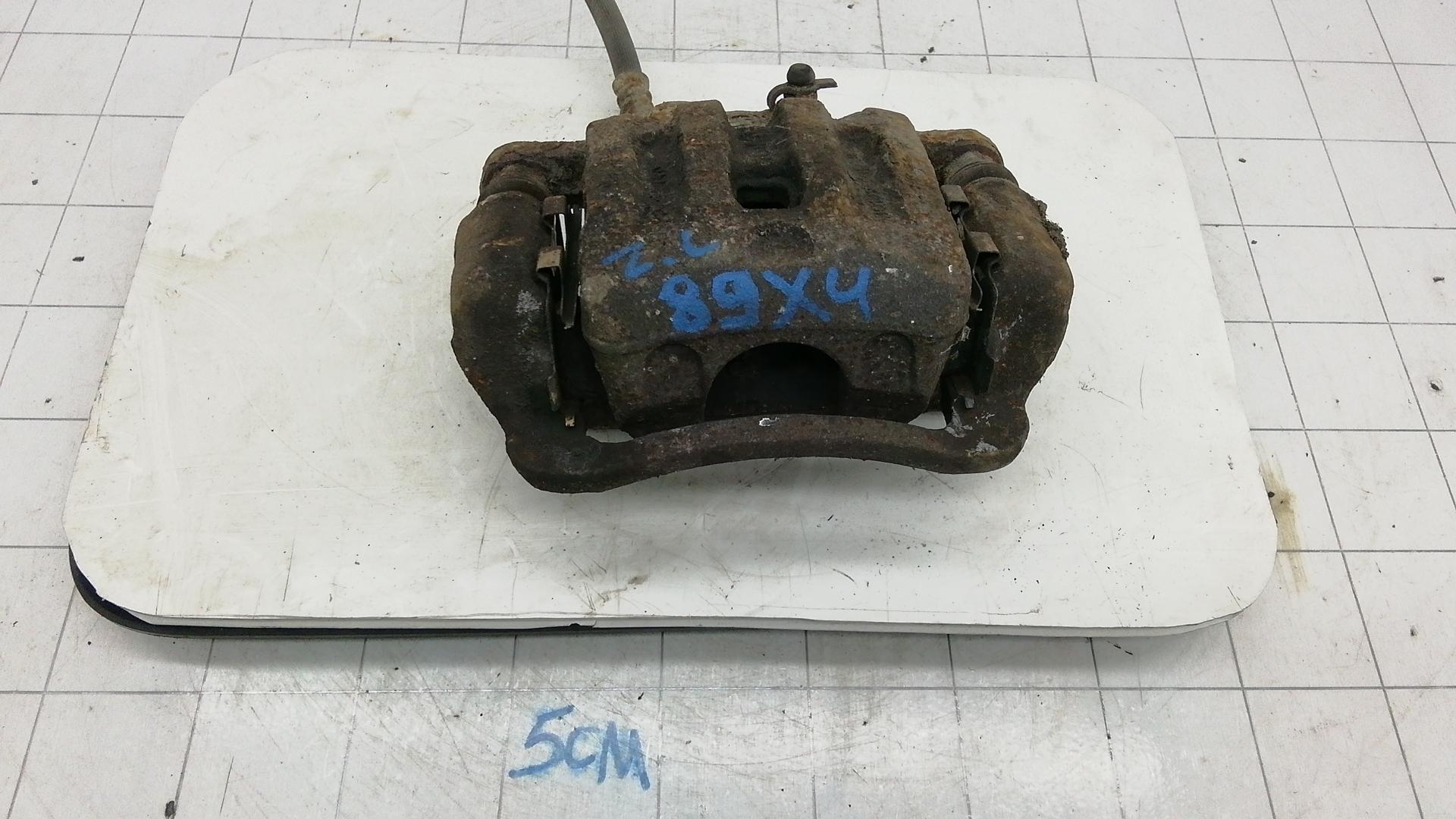 Суппорт тормозной задний левый, SSANG YONG, RODIUS 1, 2007