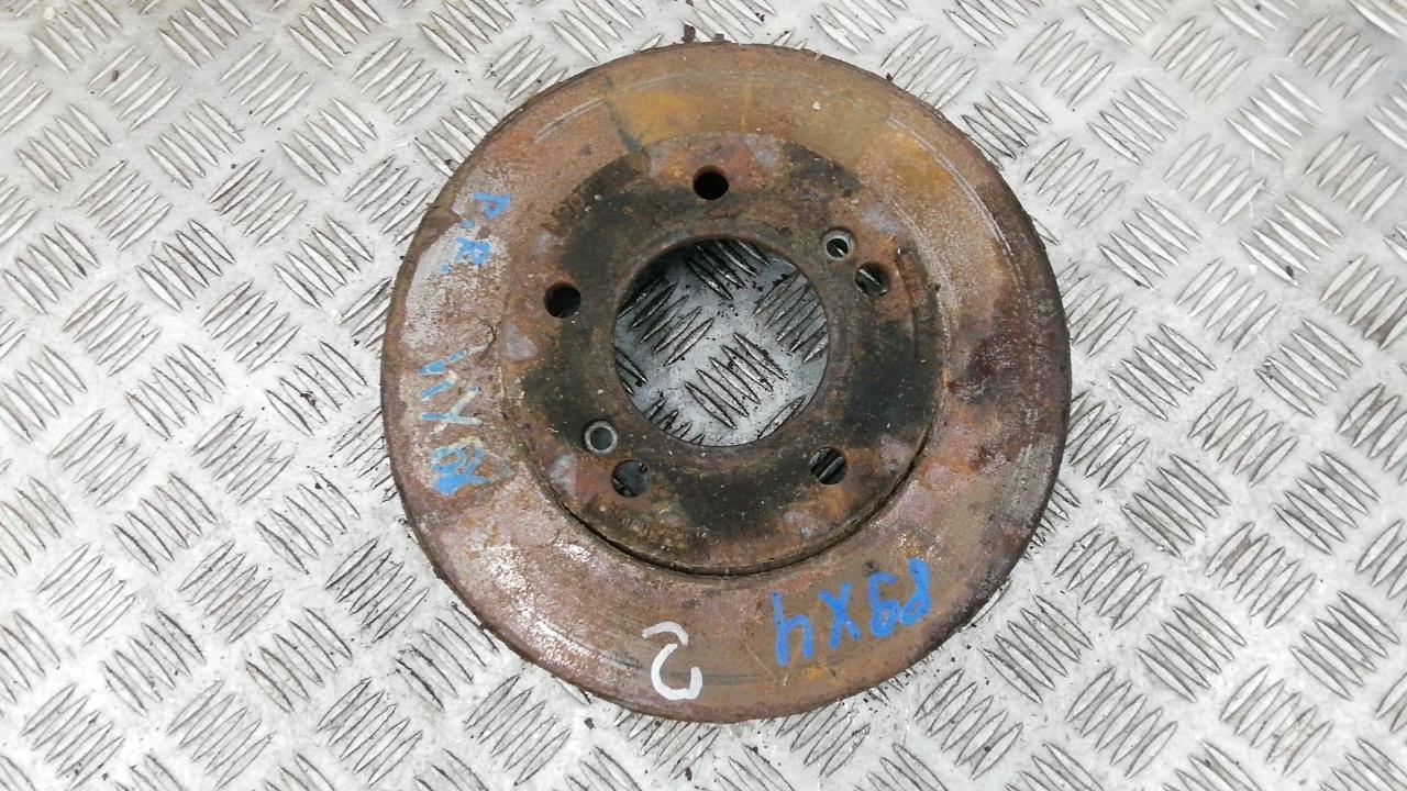 Диск тормозной передний, SSANG YONG, RODIUS 1, 2007